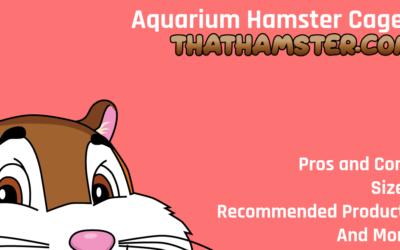 Aquarium Hamster Cage ? The Alternative to Bars